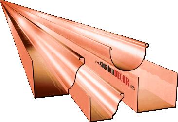 Canal n decor fabricantes e instaladores de canalones for Canalon de aluminio